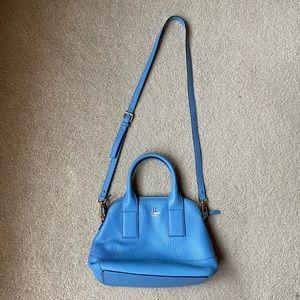 Kate Spade | Southport Avenue Blue Satchel Handbag